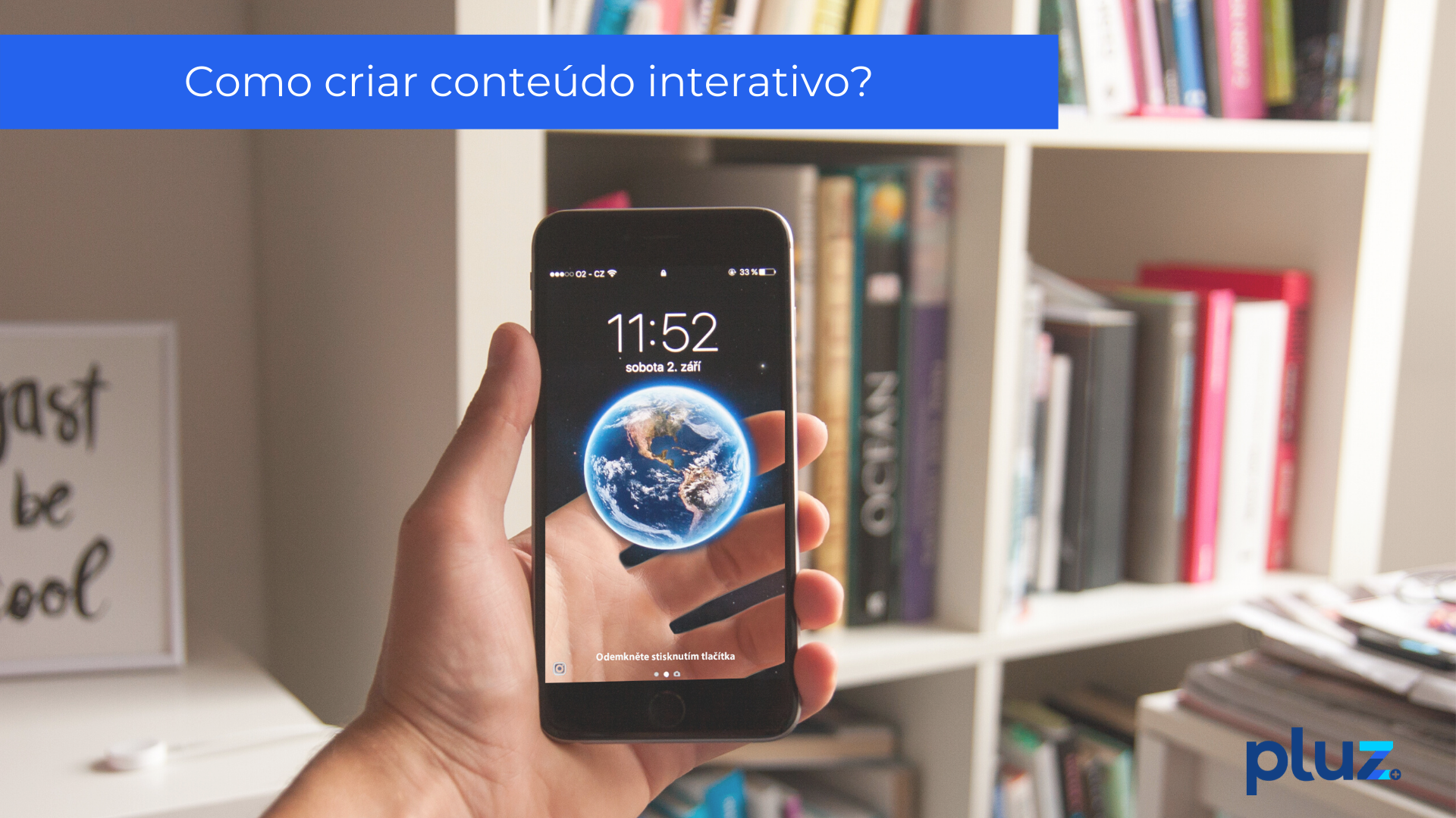 Como criar conteúdo interativo