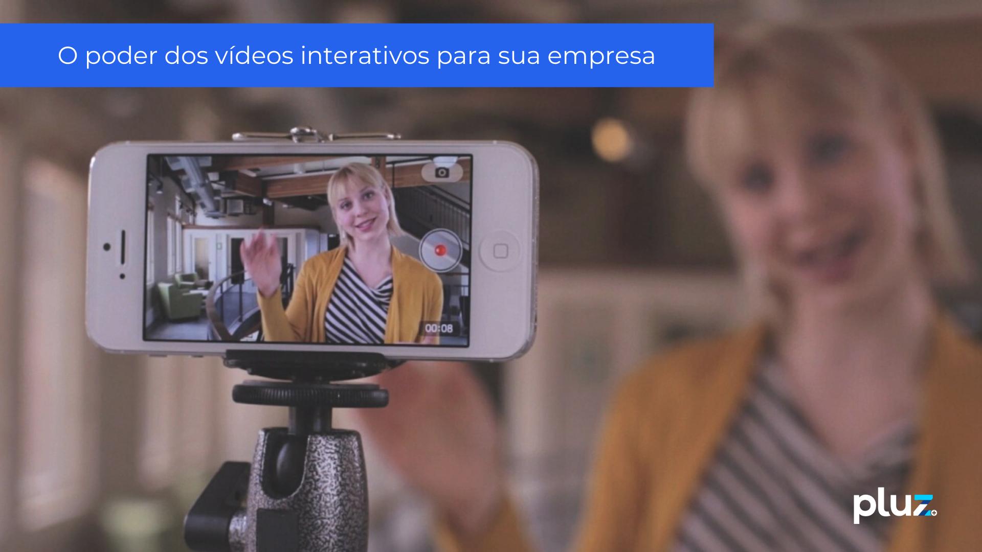 O poder dos videos interativos para sua empresa