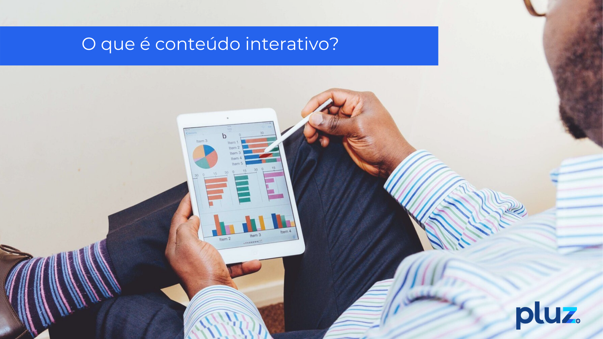 O que é conteudo interativo